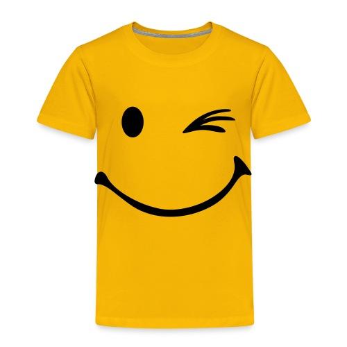 smiler - Kids' Premium T-Shirt