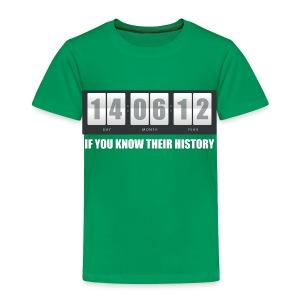 Their History - Kids' Premium T-Shirt