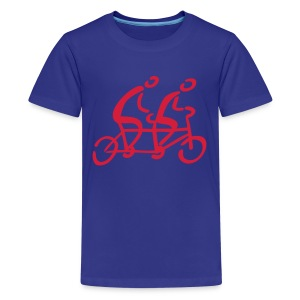 Tandem Shirt - Teenager Premium T-Shirt