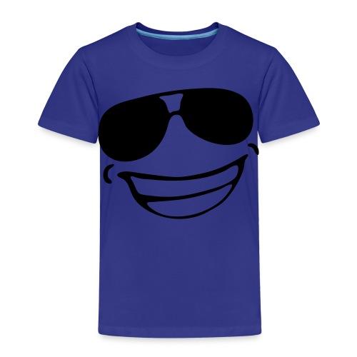 YOUNGER BOYS SMILE TEE - Kids' Premium T-Shirt