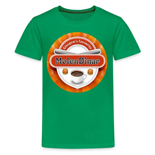 MolenDinar - Teenage Premium T-Shirt