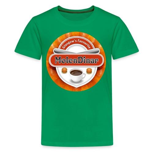 MolenDinar - Teenage Premium T-Shirt