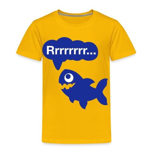 Kinder Premium T-Shirt - angel,angel-shirts.de.vu,angeln,angeln in hamburg,fische,fischen,fish,fishing,fun,funny,klamotten,shop,t-shirt,the-kingfishers.de