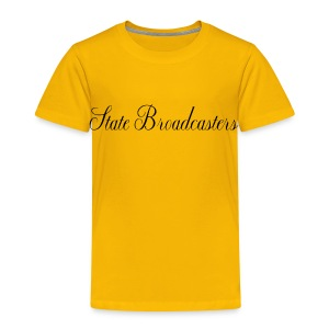 State Broadcasters - Kids' Premium T-Shirt