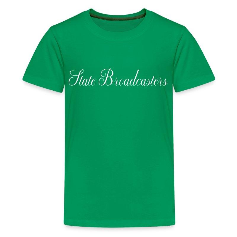 State Broadcasters - Teenage Premium T-Shirt
