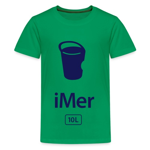 Teenshirt - Teenager Premium T-Shirt