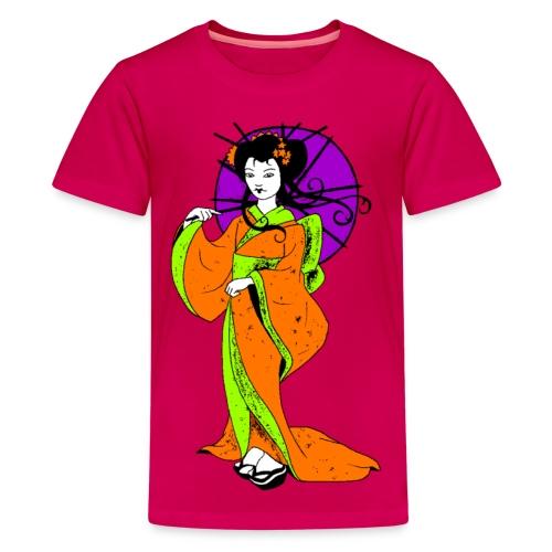 T shirt ado geisha - T-shirt Premium Ado