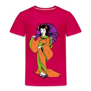 T shirt enfant geisha - T-shirt Premium Enfant