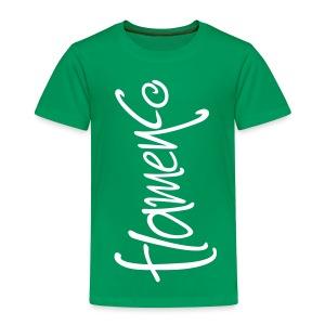 Tee shirt Enfant Flamenco - T-shirt Premium Enfant