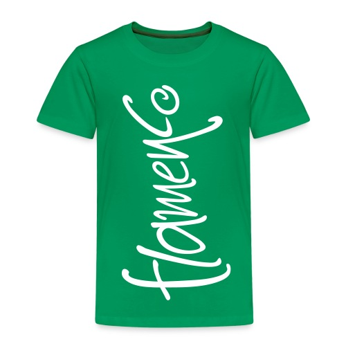 Tee shirt Enfant Flamenco - T-shirt Premium Enfant