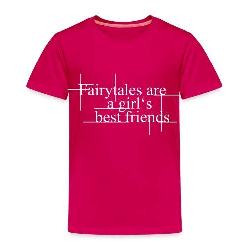 Märchen statt Diamanten! - Kinder Premium T-Shirt
