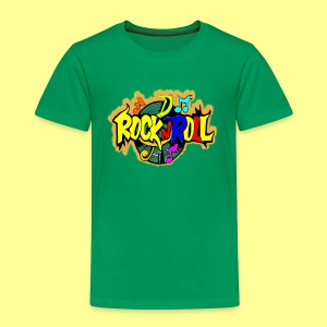 Kids Shirt Rock n Roll - Kinder Premium T-Shirt