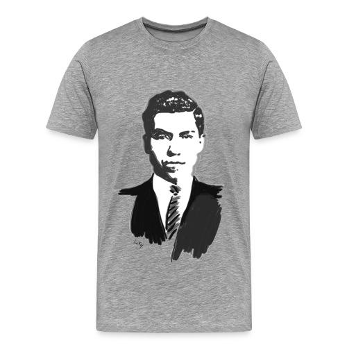 t-shirt Lucky Luciano - Maglietta Premium da uomo