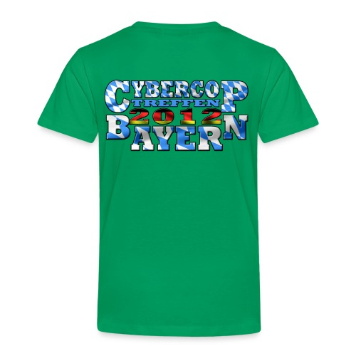 CC Treffen 2012 Kindershirt - Kinder Premium T-Shirt
