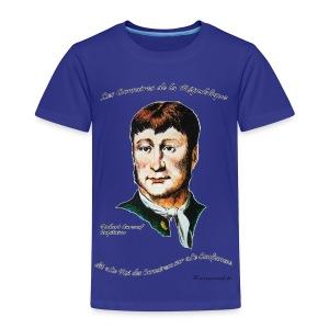 T-SHIRT premium enfant Robert Surcouf - T-shirt Premium Enfant