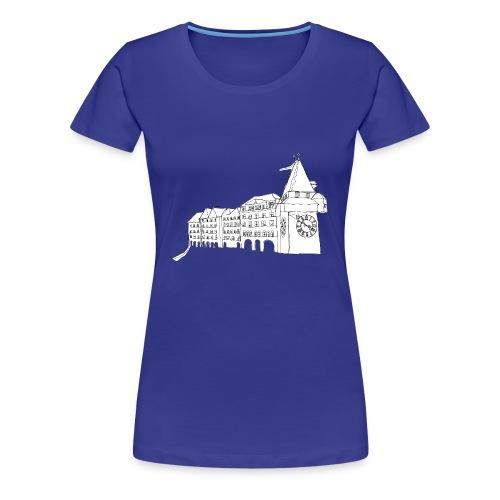 Graz Altstadt - Frauen Premium T-Shirt