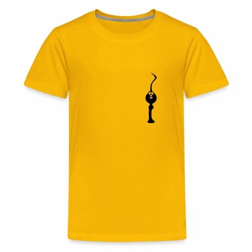 Fernsehturmine - Teenager Premium T-Shirt