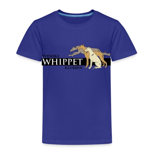 T-shirt, barn, tryck fram. - Premium-T-shirt barn
