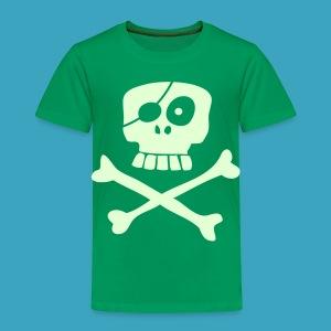 Skull and Bone - Kinder Premium T-Shirt
