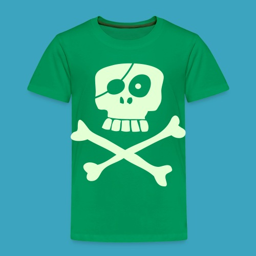 Skull and Bone - Kinder Premium T-Shirt