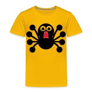 Spider Tshirt - Kinder Premium T-Shirt