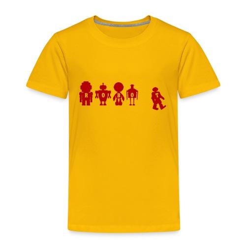 Robo-T (kids) - Kinderen Premium T-shirt