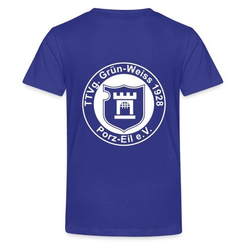 Kinder/ Jugend Shirt 2 - Teenager Premium T-Shirt