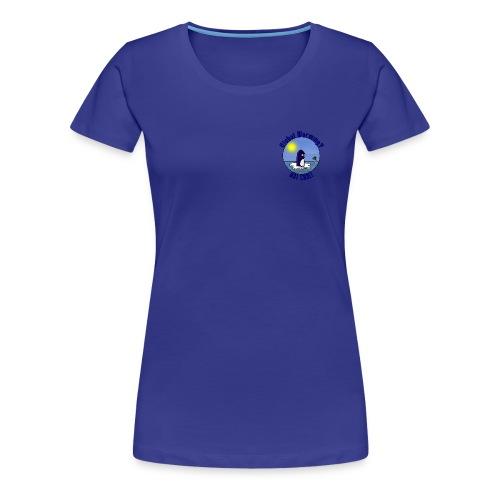 Petit Waltux Le Pingouin for Girls - T-shirt Premium Femme