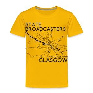 Pop Group From Glasgow - Kids' Premium T-Shirt