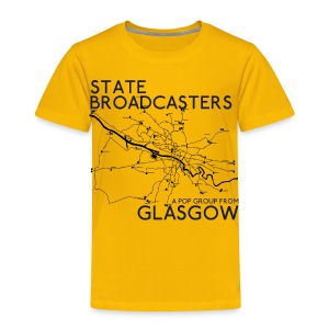 Pop Group From Glasgow - Kids' Premium T-Shirt