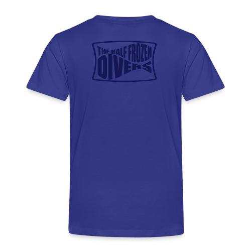 Meuhla-Meuhla-Enf-Imp Flex+logo dos - T-shirt Premium Enfant