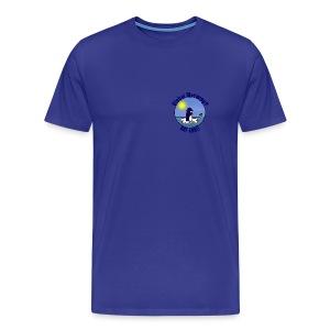 Petit Waltux Le Pingouin - T-shirt Premium Homme