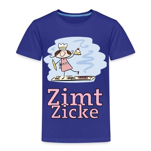 Zimt-Zicke - Kinder Premium T-Shirt
