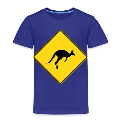 Panneau Kangourou - T-shirt Premium Enfant