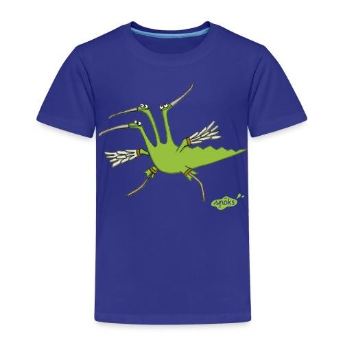 JuLiUs als Strandläufer - Kinder Premium T-Shirt