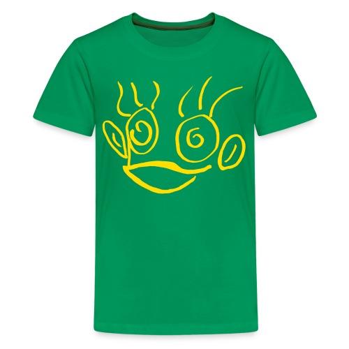 Monkey - Teenage Premium T-Shirt