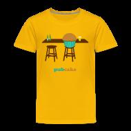 Shirts ~ Kinderen Premium T-shirt ~ Pubcake (kids)
