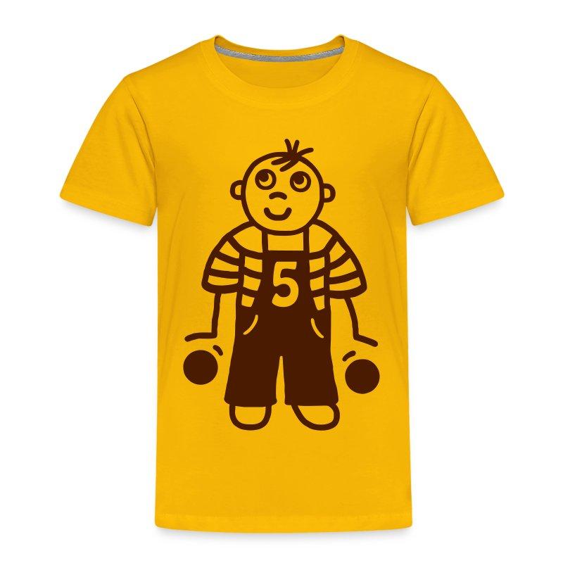 Junge geburtstag jahre alt t shirt spreadshirt