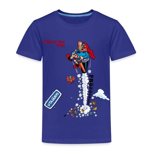 Pierun SM special t-paita lapsille, vapaavalintainen väri - Lasten premium t-paita