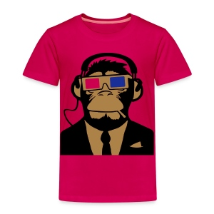Monkay - Koszulka dziecięca Premium