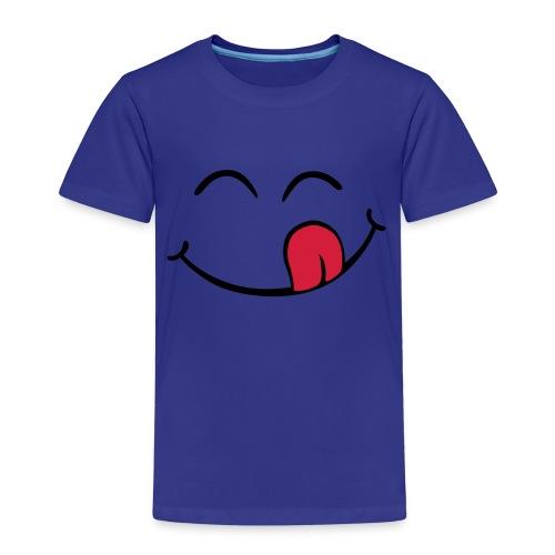 Humour cyan - T-shirt Premium Enfant