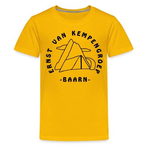 Ernst van Kempen T-shirt (teens) - Teenager Premium T-shirt