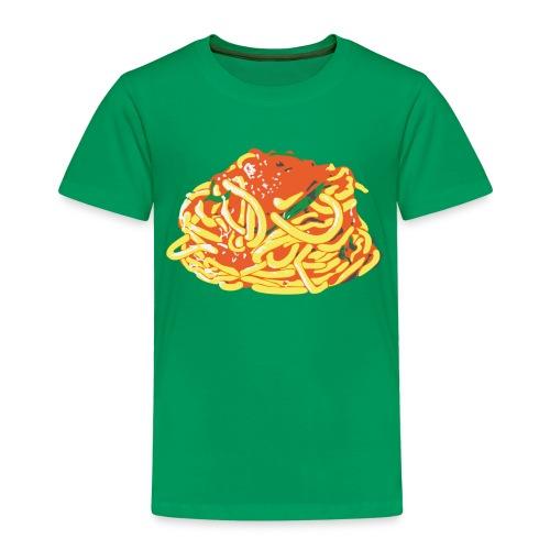 Spaghetti for kids - Kids' Premium T-Shirt