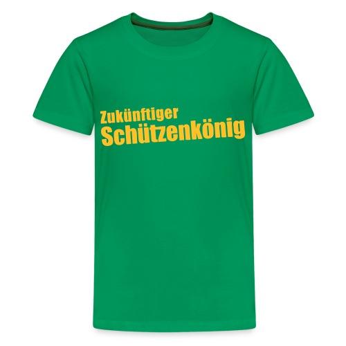 Königspe - Teenager Premium T-Shirt