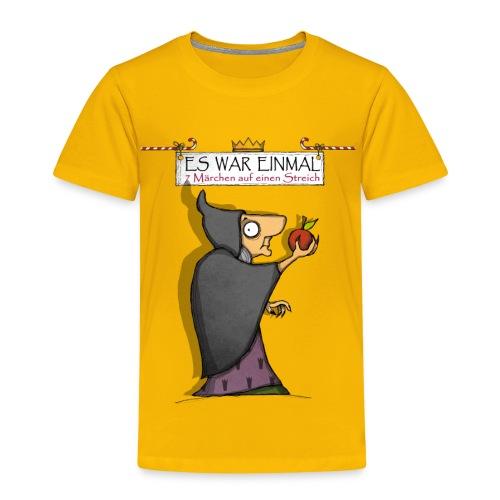ES WAR EINMAL ... – Hexe - Kinder Premium T-Shirt