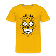 Shirts ~ Kids' Premium T-Shirt ~ SKULL