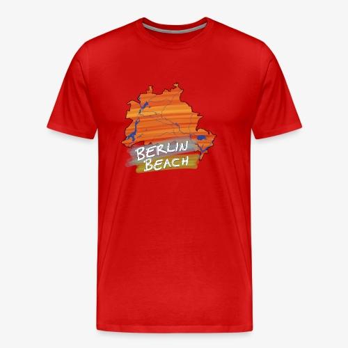Berlin Beach | T-Shirt | Men - Männer Premium T-Shirt