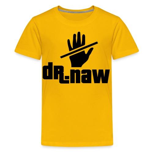 Dr. Naw - Teenage Premium T-Shirt