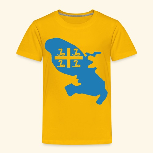 Martinique drapeau fashion - T-shirt Premium Enfant