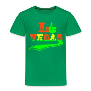 I like Las Vegas - Kids' Premium T-Shirt